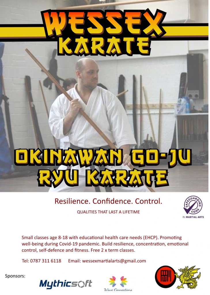 Karate for EHCP